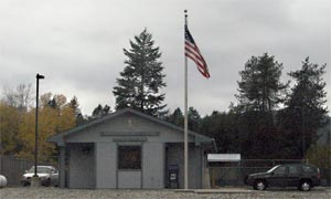Cocolalla Post Office